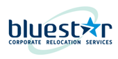 Bluestar Relocation Logo